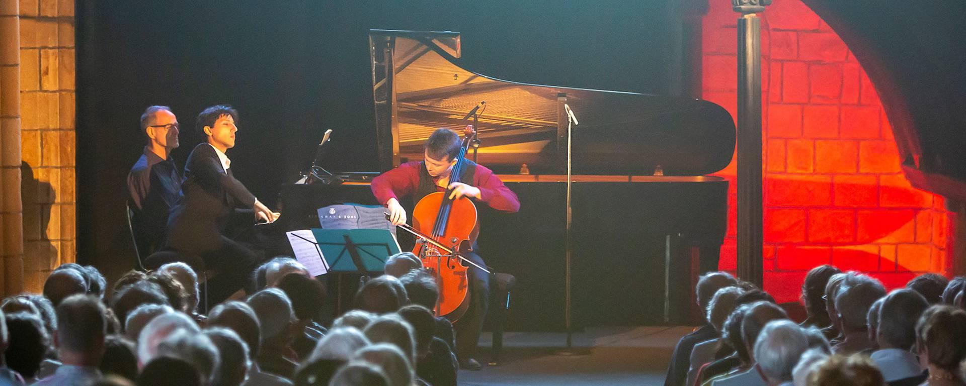 Festival de musique de chambre de Pont-Croix © Claude Doaré