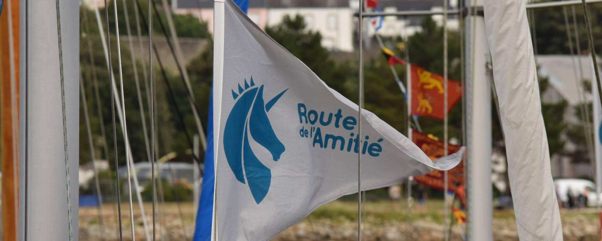 La Route de l'Amitié © OT Cap-Sizun Pointe du Raz