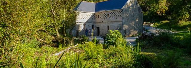 Moulin de Treouzien © Guillaudeau Donatienne – CRTB