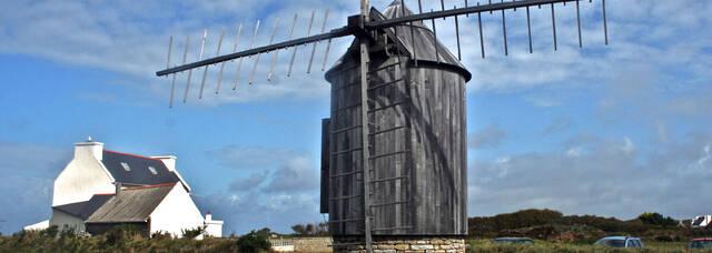 Moulins de Trouguer © Tous droits réservés