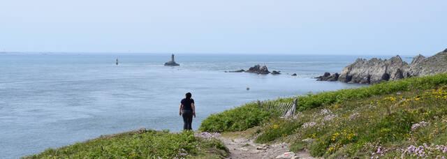 La Pointe du Raz © Ronan Belbeoch - Office de tourisme Cap-Sizun Pointe du Raz