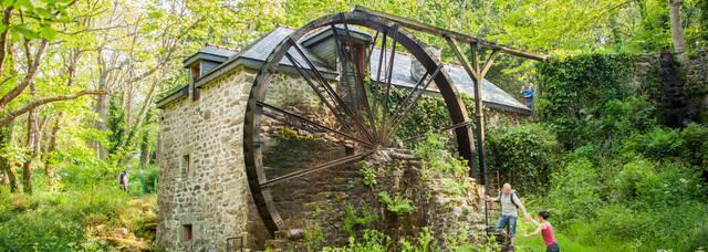 Moulin du Keriolet-Beuzec-Cap Sizun © Guillaume Prié - CRTB