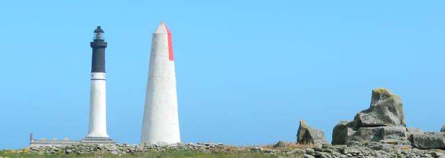 Phare de l'Île de Sein © Office de tourisme Cap-Sizun – Pointe du Raz