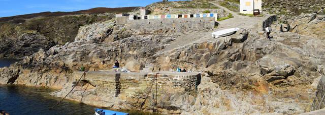 Pors Loubous © Office de tourisme Cap-Sizun - Pointe du Raz - Ronan Belbeoc'h