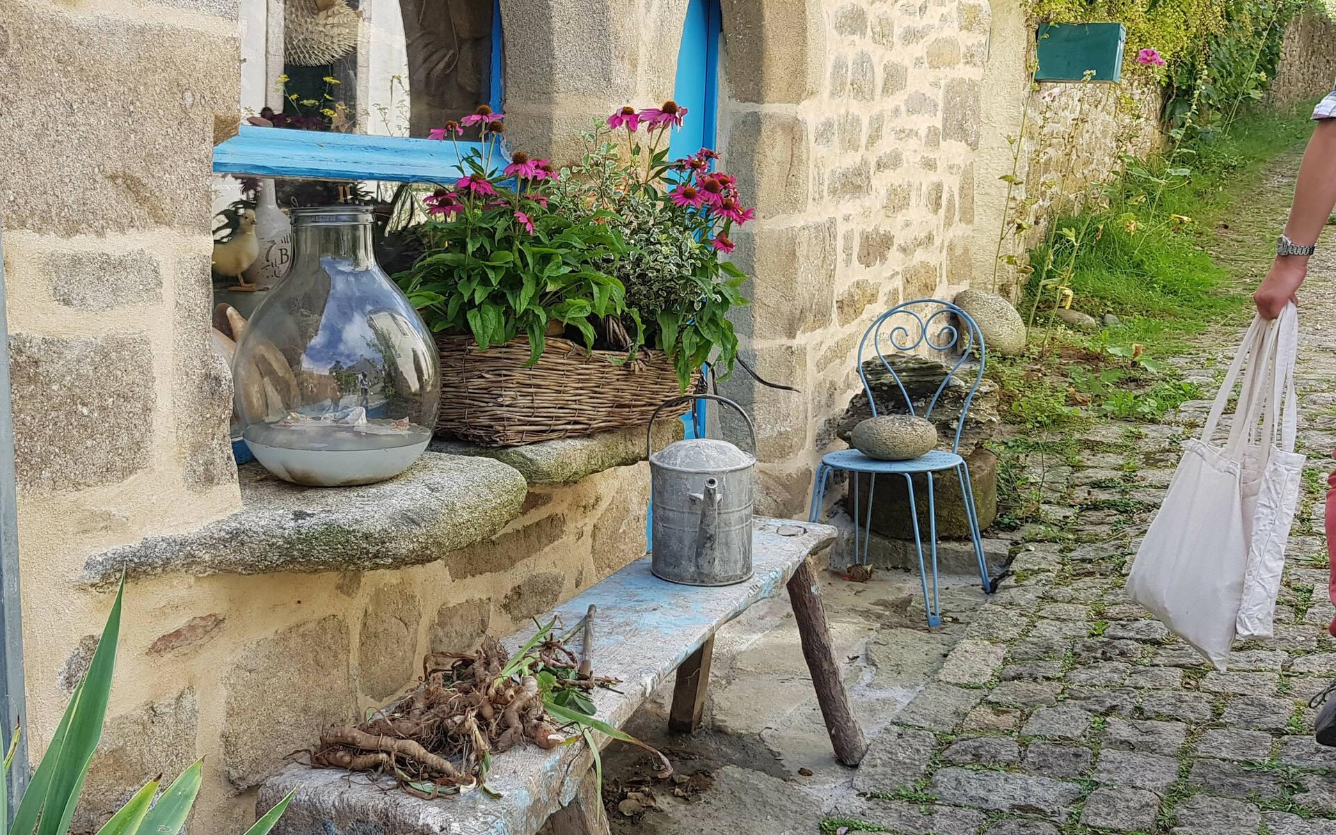 Petite Rue Chère - Pont-Croix © Office de tourisme Cap-Sizun - Pointe du Raz