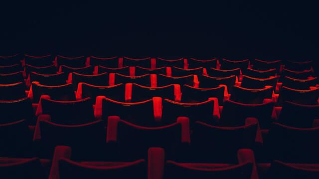Cinéma © Lloyd Dirk - Unsplash