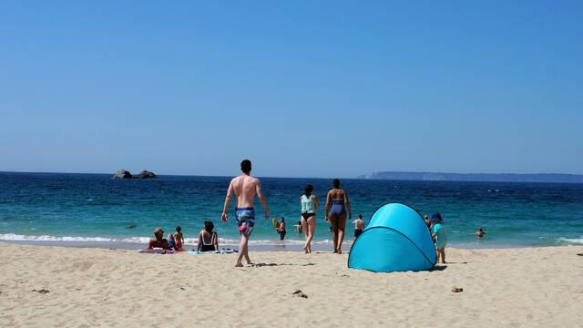 Les plages © Ronan Belbeoch - Office de tourisme Cap-Sizun – Pointe du Raz