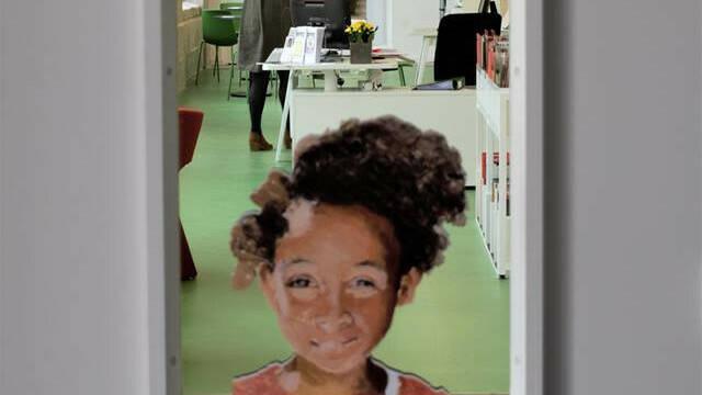 Médiathèque Jeanne Nabert © Ronan Belbeoch - Office de tourisme Cap-Sizun - Pointe du Raz