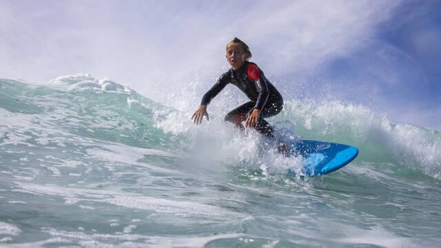 Activités nautiques © ESB Audierne – Pointe du Raz