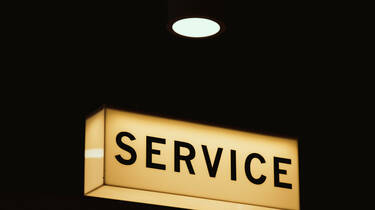 Service © Mike Wilson - Unsplash
