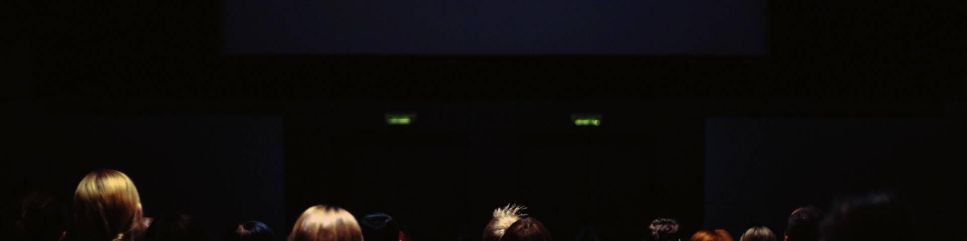 Cinéma © Erik Witsoe - Unsplash