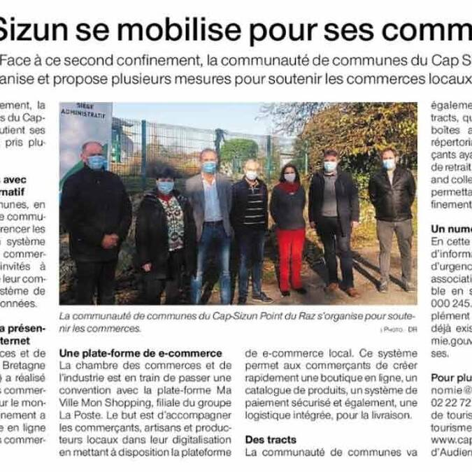Ouest-France - 2020-11-09