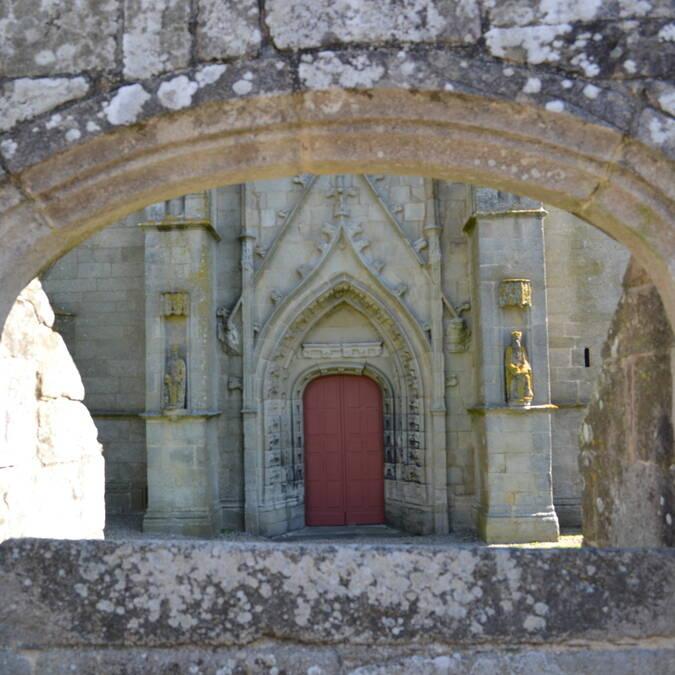 Eglise Saint-Raymond © Office de tourisme Cap-Sizun - Pointe du Raz