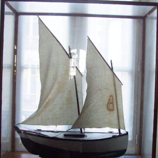 Musée maritime © Ronan Belbeoch - Office de tourisme Cap-Sizun Pointe du raz