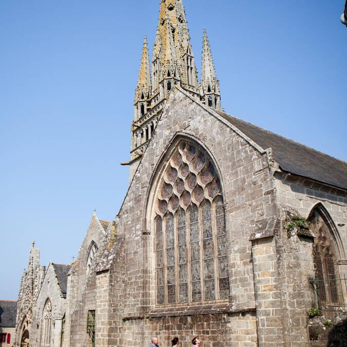 Notre-Dame de Roscudon - Pont-Croix © Guillaume Prié - CRTB