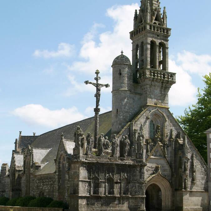 Notre Dame de Confort-Meilars © Tous droits réservés